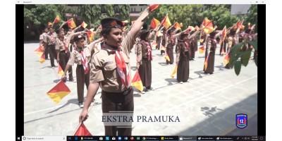 Ektrakurikuler SMP Negeri 12 Surakarta