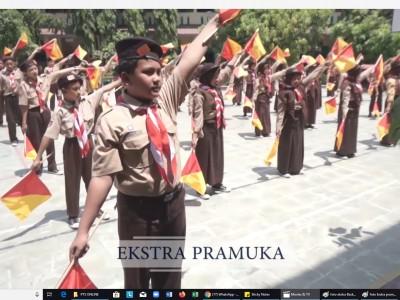 Ekstrakurikuler Pramuka