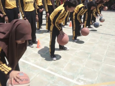 Ekstrakurikuler Basket