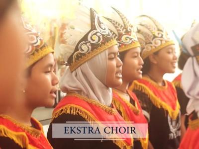 Ekstrakurikuler Choir